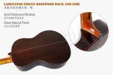 Guitarras clásicas eléctricas de la vendimia superior sólida de gama alta del grado
