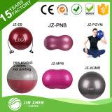 Горячий шарик йоги тренировки гимнастики PVC SGS сбывания No1-4 с коробкой цвета
