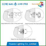 Indicatore luminoso della piscina del LED, indicatore luminoso subacqueo PAR56
