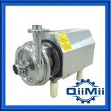 中国の衛生ステンレス鋼ISOは接続Ss304の遠心ポンプを締め金で止める