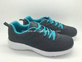 Los zapatos más nuevos de los deportes de las zapatillas de deporte de Flyknit para los adultos