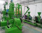 Desperdício automático elevado/pneumático usado que recicl a máquina do triturador do pneumático da máquina da produção com o GV do Ce ISO9001