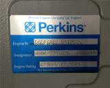 com Perkins 640kw 800kVA o gerador Diesel contem o ATS