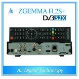 Krachtige Functies Zgemma H2. S plus de Tuners van Linux OS E2 dvb-s2+dvb-S2/S2X/T2/C Drie van de Ontvanger van de Satelliet/van de Kabel