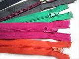 Zipper 5# de nylon Open-End com slider de Autolock