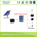 invertitore solare ibrido 1500W fuori dalla griglia con il regolatore solare incorporato della carica