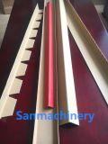 Линия протектора бумажного края