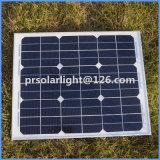 économie d'énergie renouvelable mono PV&#160 de la haute performance 40W ; Solar&#160 ; Panneau