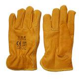 Зимы подкладки Thinsulate перчатки водителей полной теплые управляя