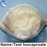 Probar la testosterona Bodybuilding Isocaproate del polvo de la hormona esteroide de Isocaproate