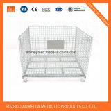 Maschendraht-Speicher-Rahmen, Lager-Stahl-Rahmen