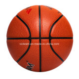 Taille Officielle 7 5 PU Leather Match Basketball ODM