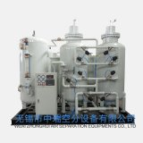 機械を清浄にする窒素