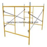 Передвижная работая система ремонтины стальной рамки Q235