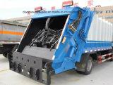 Dongfeng 4X2 6 roule 15 tonnes camion de rassemblement et de transport d'ordures de compacteur