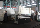 Chinesische Marke Wf67k 63t/3200 A62 CNC-hydraulische Presse-Bremse mit Cer-Bescheinigung