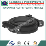 ISO9001 / Ce / SGS Deux Worms Slew Drive pour machines de construction Capacité de charge élevée Grande taille