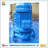 Zentrifugale vertikale Inline-Rohrleitung-Wasser-Pumpe