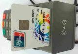 Msr, viruta, lector de tarjetas de RFID con Pinpad (Z90)