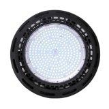 Alluminio dell'indicatore luminoso della baia del UFO LED della lampada 200W di alto potere LED alto con il driver di Meanwell esterno