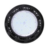 Lampe 200W der Leistungs-LED Bucht-Licht-Aluminium UFO-LED hohes mit dem Meanwell Fahrer im Freien