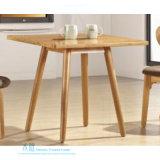 Tabela de jantar de madeira da forma para o café (HW-8080T)