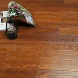 Plancher en bois stratifié par matériau durable HDF élevé de décoration de Wearlayer AC3
