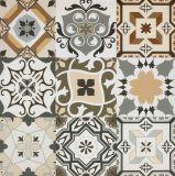 Mattonelle della decorazione lustrate arte per le mattonelle di pavimento della parete 600*600 millimetro per la decorazione Sh6h003/04 dell'hotel del ristorante della stanza del caffè