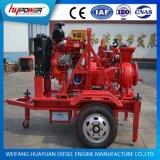 4 인치 농업 산업 물 모터 펌프