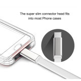 Câble en alliage de zinc durable androïde de charge de téléphone pour la mûre