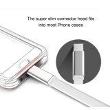도매 알루미늄 연결관 검은 딸기를 위한 나일론 땋는 USB 비용을 부과 케이블