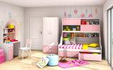 Новая кровать нары мебели детей конструкций (ВАТТ)