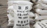 ácido oxálico 99.6% de la alta calidad---CAS: 144-62-7 (anhidro), 6153-56-6 (dihidrato)