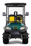 Batteriebetriebene 4 Seater elektrische angehobene Golf-Karre der Qualitäts-