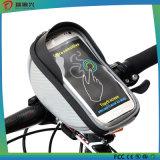 Bolso de ciclo del manillar de la bicicleta de la bici de la montaña