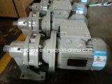 Serie bwd cicloidales Reductor de velocidad con motor de 7,5 kW
