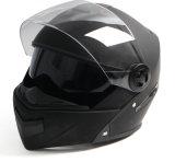 販売のための二重バイザーのヘルメットのオートバイの上のより安く新しいフリップ