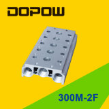 Base múltipla da válvula para a válvula de solenóide da instalação