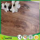 Bella della colla plancia di legno del pavimento di scatto del PVC del reticolo giù