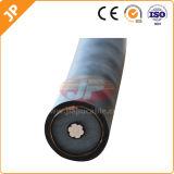 Ug del cobre del cable 3X150mm2 12/20 (24) envolturas del PVC del kilovoltio XLPE Insualted/sin la armadura