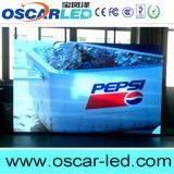 Sinal video de alta resolução ao ar livre do diodo emissor de luz da alta qualidade P6