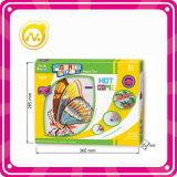 Rompecabezas educativo del mosaico de la asamblea de la mariposa