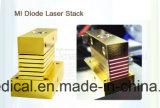 De Duitse Machine van de Verwijdering van het Haar van de Laser van de Diode van Staaf Draagbare 808nm Permanente