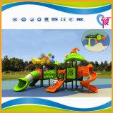Terrain de jeux en plein air coloré pour les enfants (A-15080)