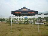 сень печатание 10X10FT изготовленный на заказ складывая выдвиженческий шатер 3*3m индикации