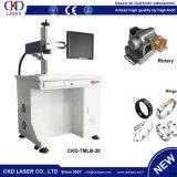 Desktop машина маркировки лазера для Jewellery