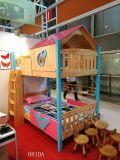 Muebles de los niños cama alta infantil