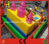 L'alta qualità scherza il castello rimbalzante gonfiabile del giocattolo per il parco di divertimenti