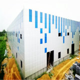저가를 가진 가벼운 Peb 강철 구조물 강철 창고 건물