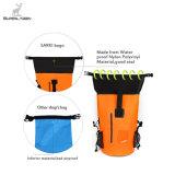 30L impermeabilizzano la casella della chiusura lampo dello zaino e le cinghie di spalla registrabili fanno galleggiare il sacchetto asciutto